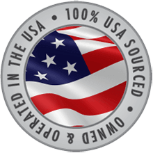 100% Owned and operated in the USA